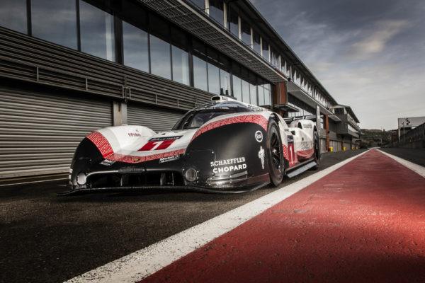 Porsche 919 Hybrid EVO - Lap Record Spa
